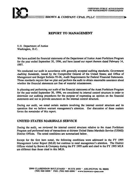 Response To Management Letter Audit Audit Report 98 23