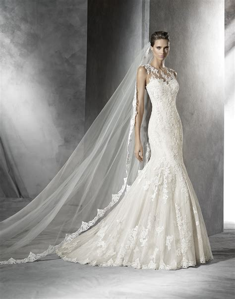 Imagenes Vestidos De Novia Pronovias | vestido de novia de pronovias pladie