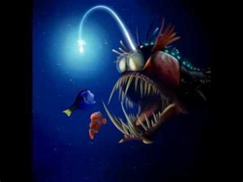 Finding Nemo Light Fish by Finding Nemo Angler Fish