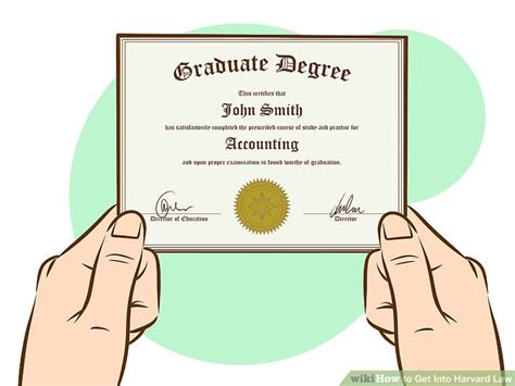 how to get into harvard with pictures wikihow