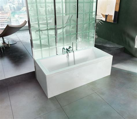 double ended bathtub cleargreen enviro contemporary double ended bath uk