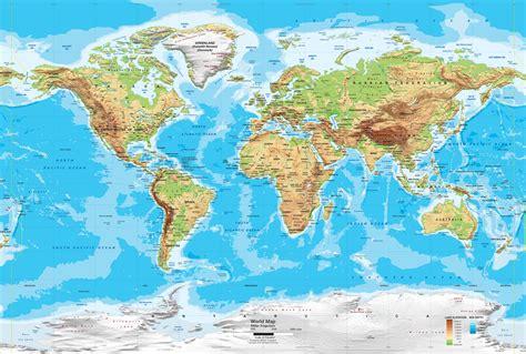 world maps map map of world