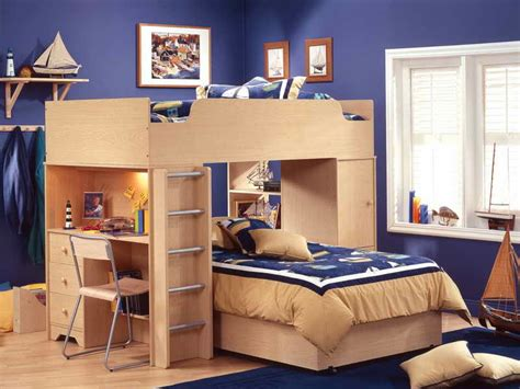 bedroom loft bed with desk underneath plans diy loft bed