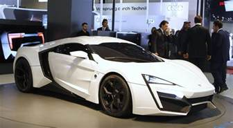 Car In Dubai Fast And Furious Fast And Furious 7 Bowl Trailer Lykan Hypersport