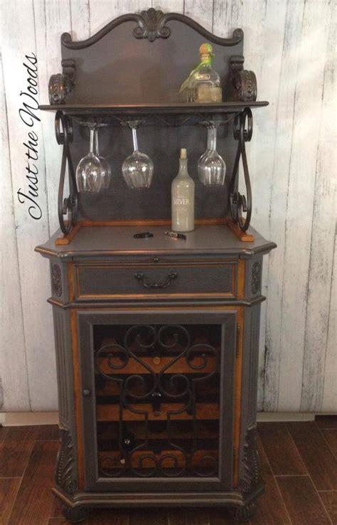 Custom Wine Cabinets by Hometalk Custom Wine Cabinet
