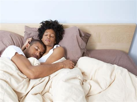 cuddling in bed meaning how married couples can get a good night s sleep