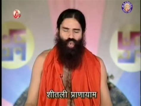 Sitali And Sitkari Pranayams To Cool Your In Summer by 10 Sitali Pranayam श तल प र ण य म By Baba Ramdev