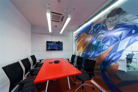 alfa bank moscow alfa bank office by ind architects moscow russia