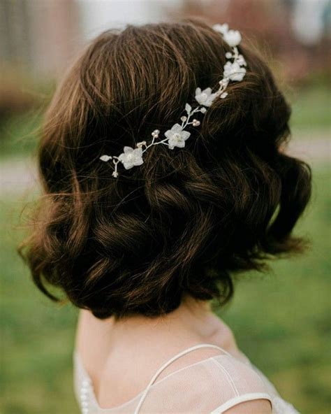 short hairstyles for bridal party 32 i do worthy wedding hairstyles for every length