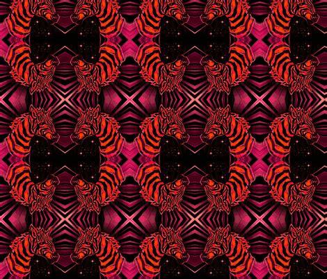 block print african green and orange wallpaper african zebra block print orange on pinks and black