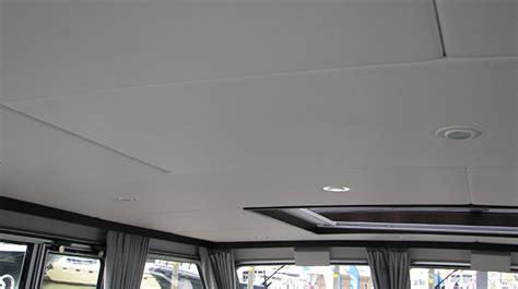 polyester boot bekleden wandbekleding plafondbekleding vyva fabrics