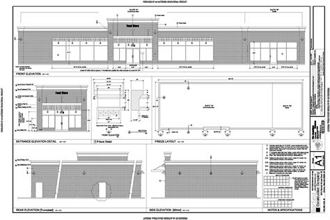 gas station floor plans gas station design drawings