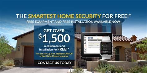 skytec security services advanced home monitoring security