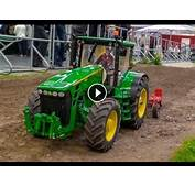 The World Of Machines  RC Custom Built 18 John Deere