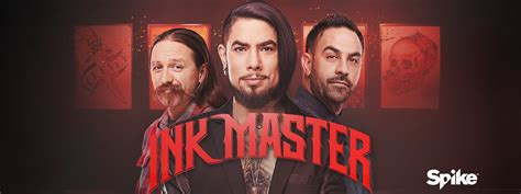 ink master tv show on spike tv season 8