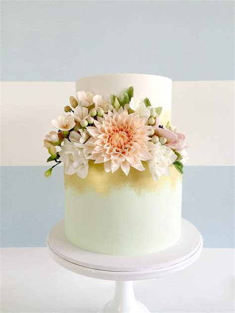 1000 images about cake on green cake sugar flowers and cakes