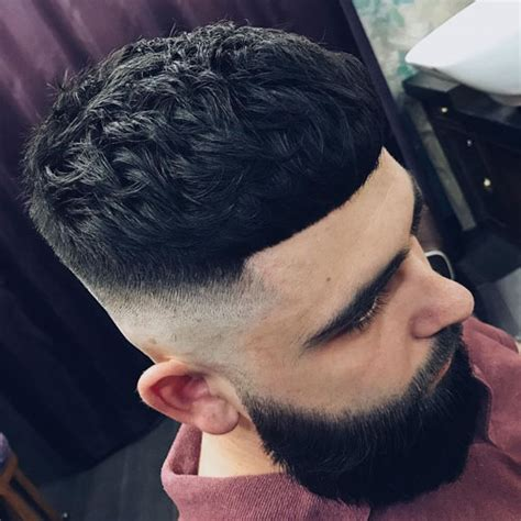 French Crop Haircut   Cropped Hair For Men   Men's