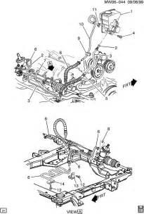 gm 3400 vortec engine injector diagram gm free engine image for user manual