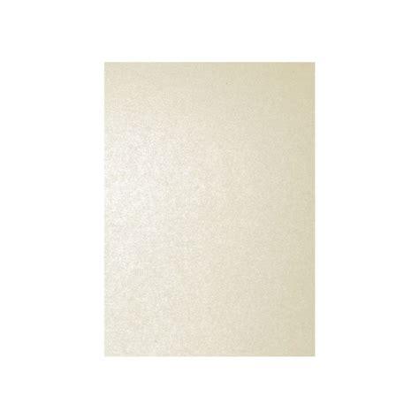 Bewerbungsmappe Bedrucken Clairefontaine Metallic Perlmutt Elfenbein Papier 120g Din A4
