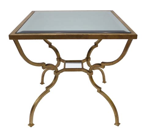 Quatrefoil Table L Dessau Home Antiqued Gold Quatrefoil Nest Table
