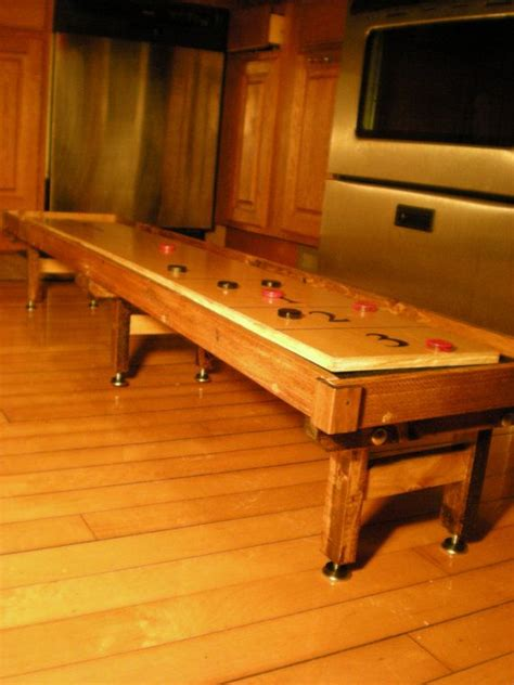 Mini Shuffleboard Table by Ultra Mini Shuffleboard Tables Customize Your Own Plays