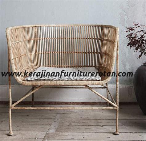 Kursi Rotan Santai kursi tamu minimalis santai furniture rotan export elegan