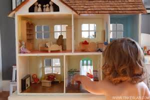 Little People Treehouse - 12 doll house games and ideas tinkerlab