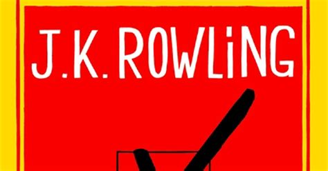 Jk Rowling The Casual Vacancy an adventure in reading the casual vacancy by j k rowlings