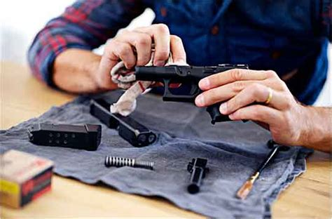 gunsmith gunsmithing classes penn foster career