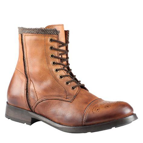 aldo mens boot aldo cibba in brown for cognac lyst