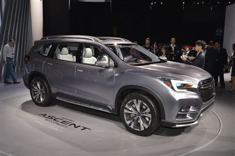 Subaru Electric by Subaru Planning Electric Versions Of Its Cars Rather Than