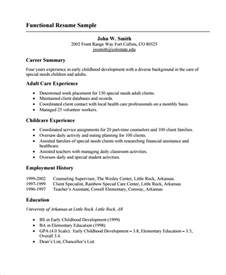 functional resume template freelance writ sle resume 34 documents in pdf word