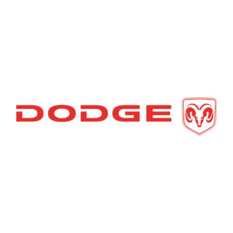 new dodge logo new dodge logo vector