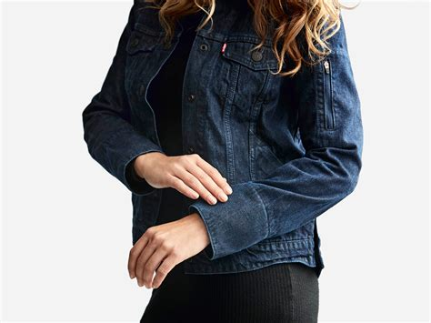 google images jeans google and levi s made a jacket that connects to the