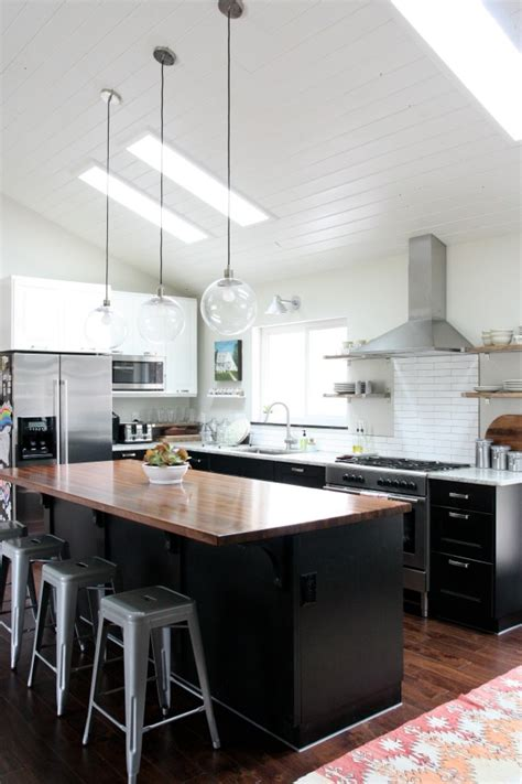 Split Level Kitchen Ideas House Tweaking