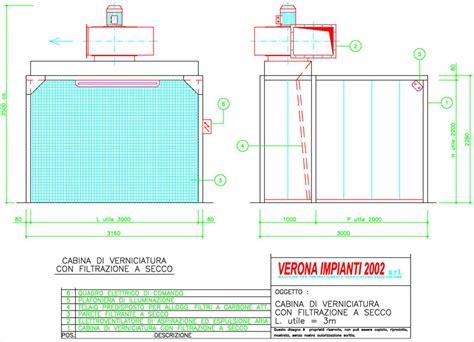 cabina di verniciatura a secco cabine di verniciatura a spruzzo con sistema di