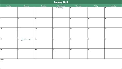 word calendar template 2014 monthly january 2014 calendar 2014 january calendar