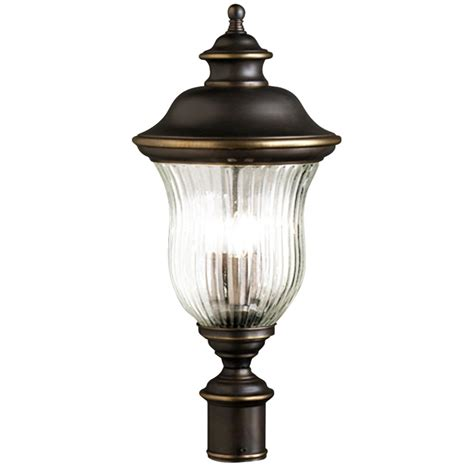 Outdoor Lighting Kichler Kichler Outdoor Post Light 9932oz Destination Lighting