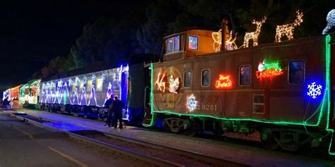 niles canyon train of lights niles train of lights the best train 2017