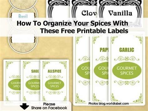 kitchen spice jar pantry organizing labels worldlabel blog kitchen pantry organizing labels worldlabel blog autos post