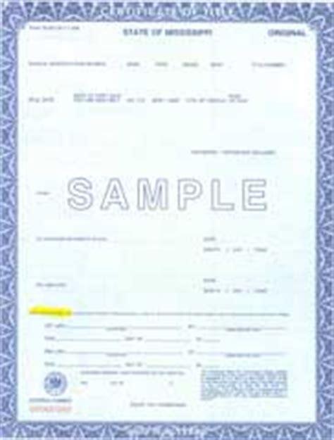 mississippi boat registration title information for vehicle donation in mississippi