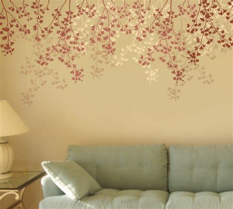 wall stencils a fresh coat