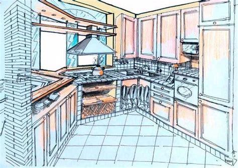Cucina Doppio Angolo by Cucina A Doppio Angolo Progetto
