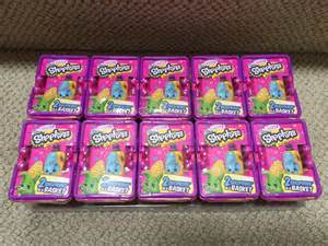New hard to find shopkins season 2 blind basket of 2 shopkins 10