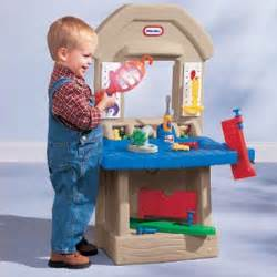 tikes home improvements 2 sided workshop gosale
