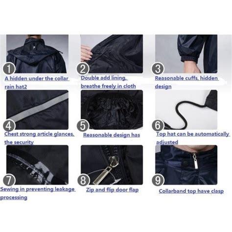 Jas Hujan Mds 6 Coat jas hujan motor size xxxl black jakartanotebook