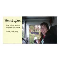 letter carrier thank you gifts on zazzle