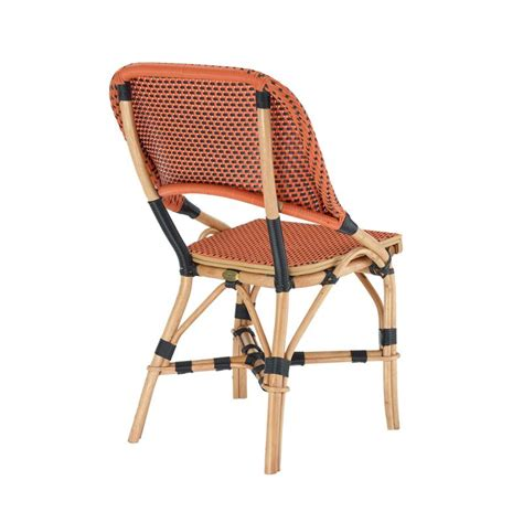 chaise bistrot rotin chaise bistrot imitation rotin chaise bistrot en