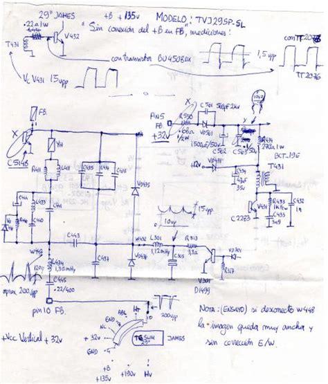 transistor tt2076 datasheet solucionado transistor horizontal tt2076 yoreparo
