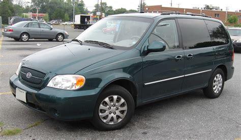 Kia Minivan 2004 File 2004 05 Kia Sedona Lx Jpg